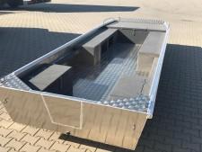 Aluminium-Boote Brema 430 F