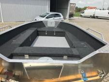 Aluminium-Boote Brema 370 V