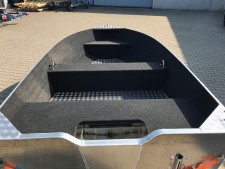 Aluminium-Boote Brema 480 V