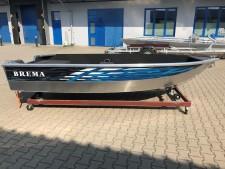 Aluminium-Boote Brema 450 V neu