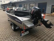 Aluminium-Boote Brema 480 V neu