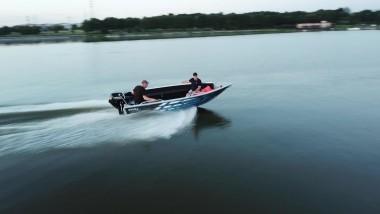 Aluminium-Boote Brema 420 V