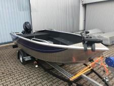 Aluminium-Boote Brema 420 V neu
