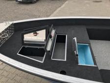 Aluminium-Boote Brema 455 V